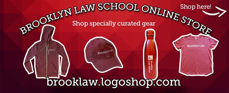 Brooklyn Law School Spirit Store