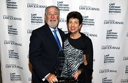 Trustee Lawrence Sucharow '75 Awarded Lifetime Achievement Award by The National Law Journal