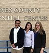 Public Service students at Karnes County Residential Center