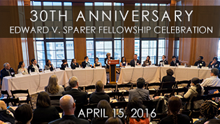 Brooklyn Law School - Sparer Celebration